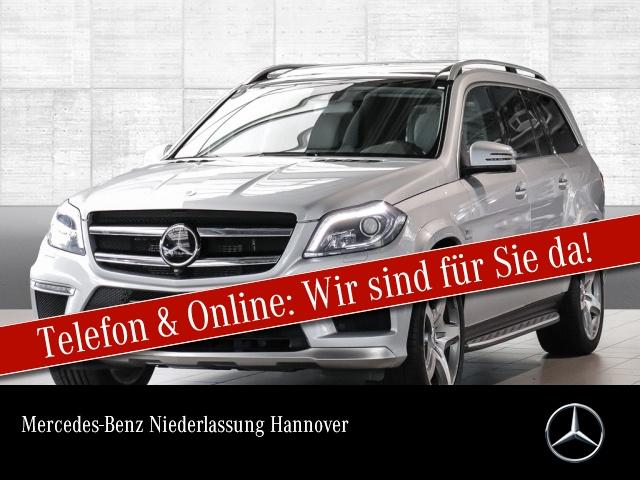 Mercedes-Benz GL 63 AMG 4M Driversp Active Curve 360° Stdhzg, Jahr 2013, Benzin