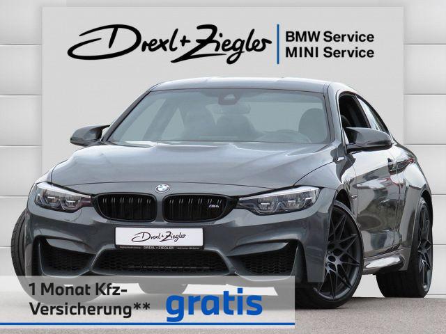 BMW M4 Coupe Competition Individual DKG H&K HuD Alu20, Jahr 2019, Benzin