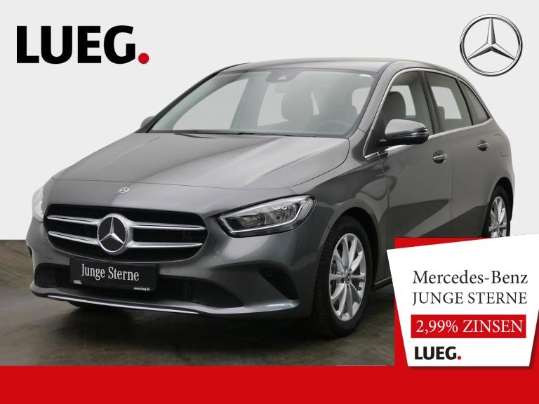 Mercedes-Benz B 180 d Progressive+MBUX+NavPrem+AHK+ParkAssist+, Jahr 2019, Diesel