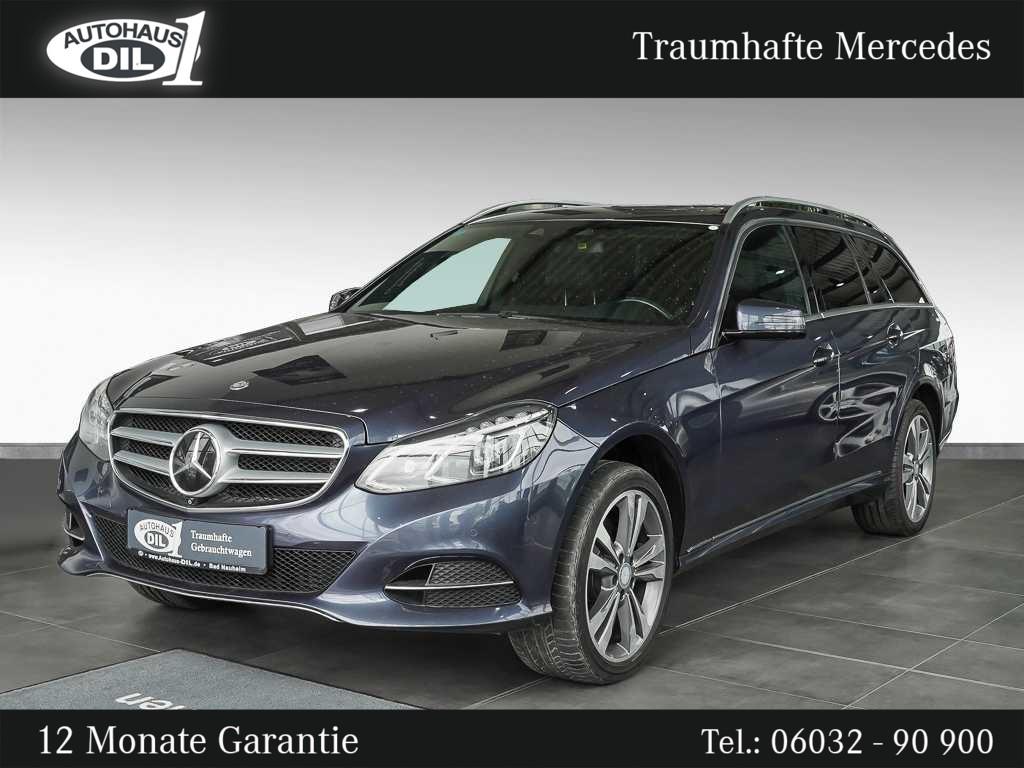Mercedes-Benz E 350 T BlueTEC *TOP-Ausstattung*Standheizung*, Jahr 2014, Diesel
