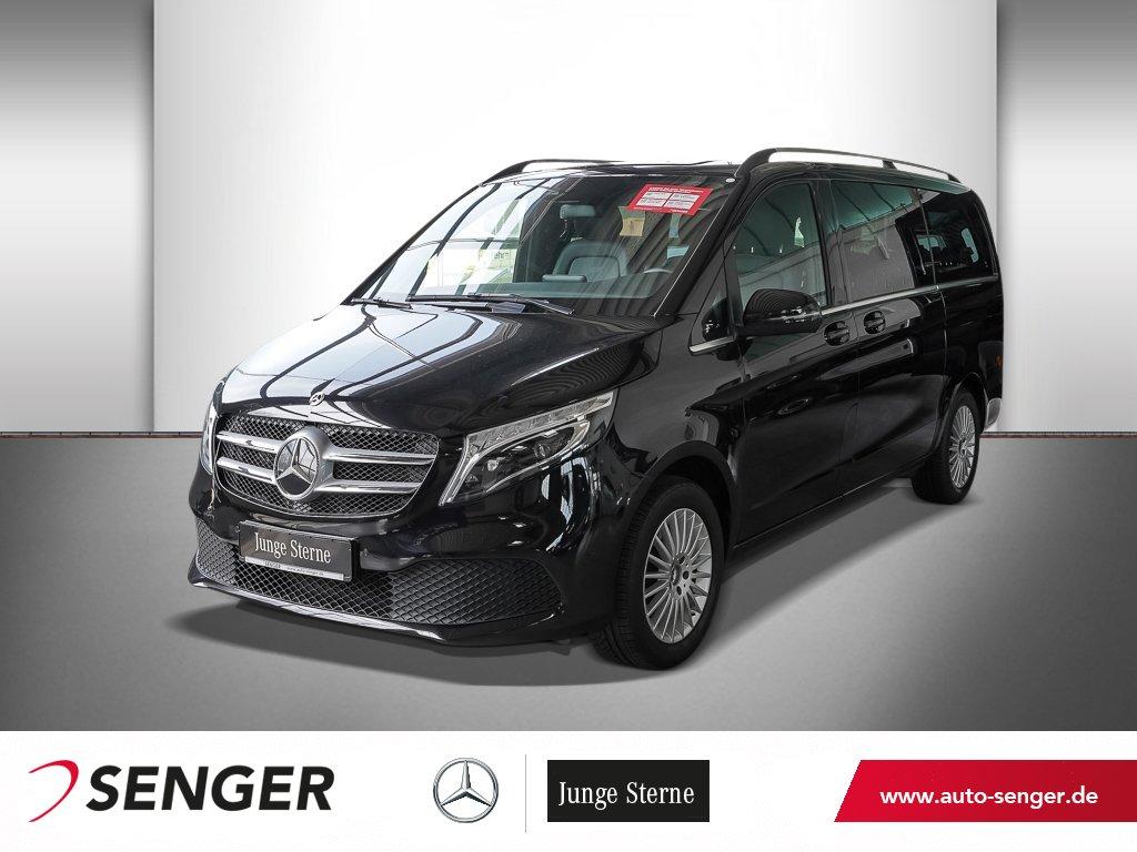 Mercedes-Benz V 300 d Avantgarde 4x4 lang 2xKlima AHK el.Türen, Jahr 2019, Diesel