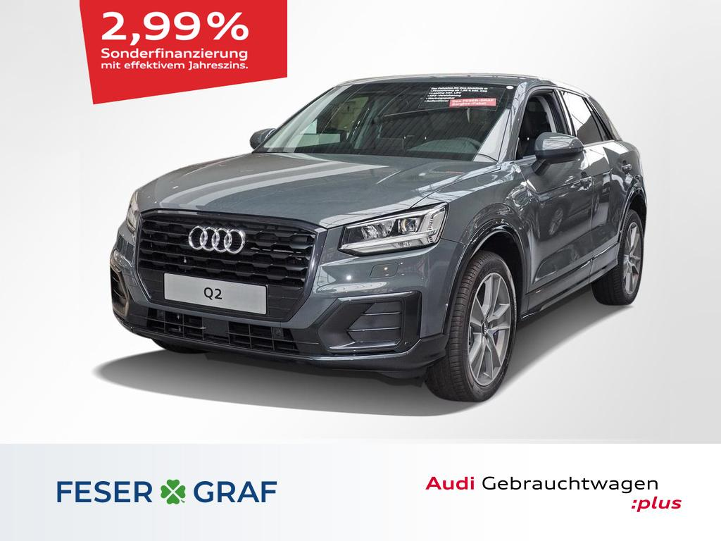 Audi Q2 sport 35 TFSI S tronic Alu-18`Navi LED, Jahr 2020, Benzin