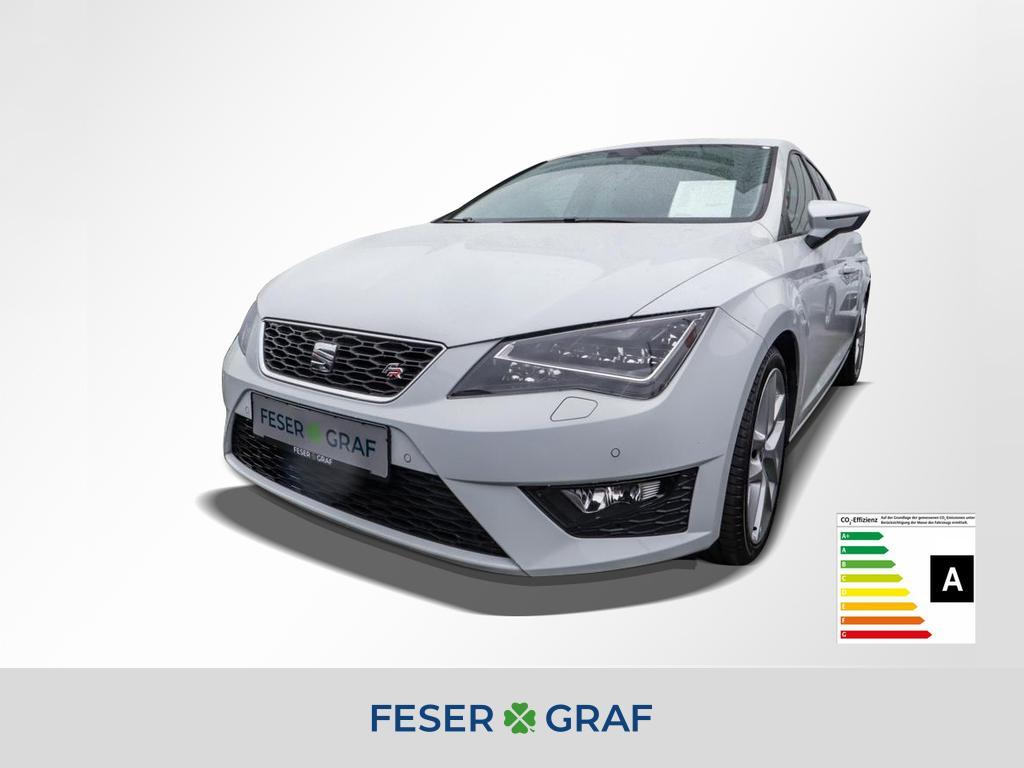 Seat Leon FR 2.0 TDI 110kW LED Navi SoundSystem, Jahr 2015, Diesel