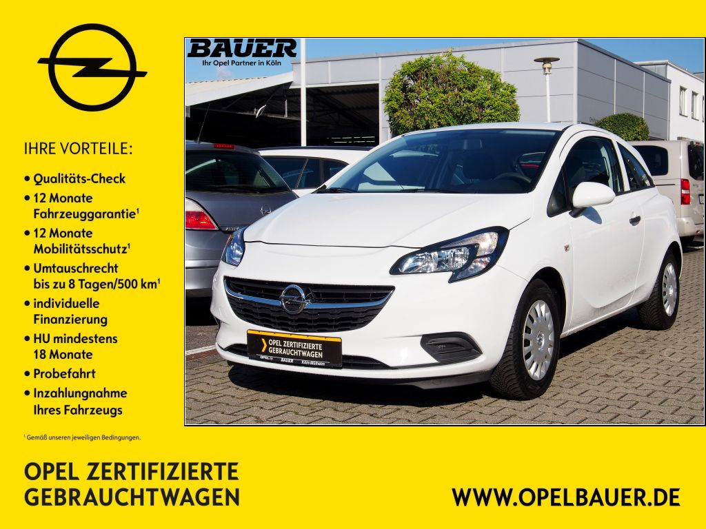 Opel Corsa 1.2 Selection, Jahr 2018, Benzin