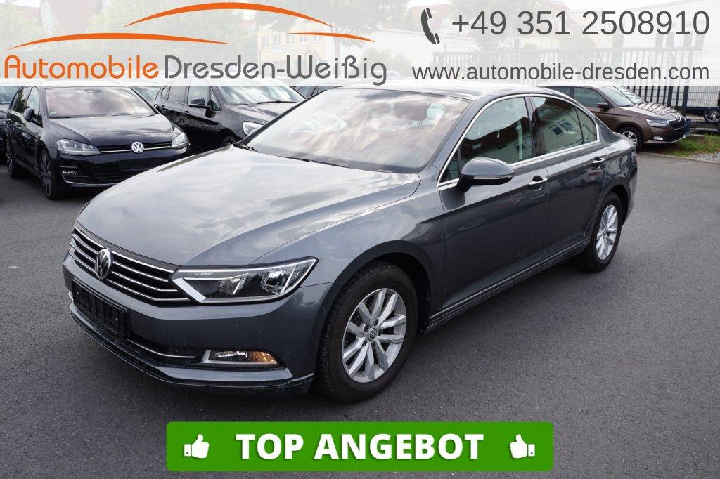 Volkswagen Passat 1.8 TSI*Navi*ACC*PDC*KeyGo, Jahr 2016, Benzin