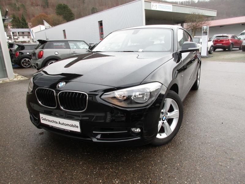 BMW 120d xDrive Sport Line Navi Business Klimaaut., Jahr 2013, diesel