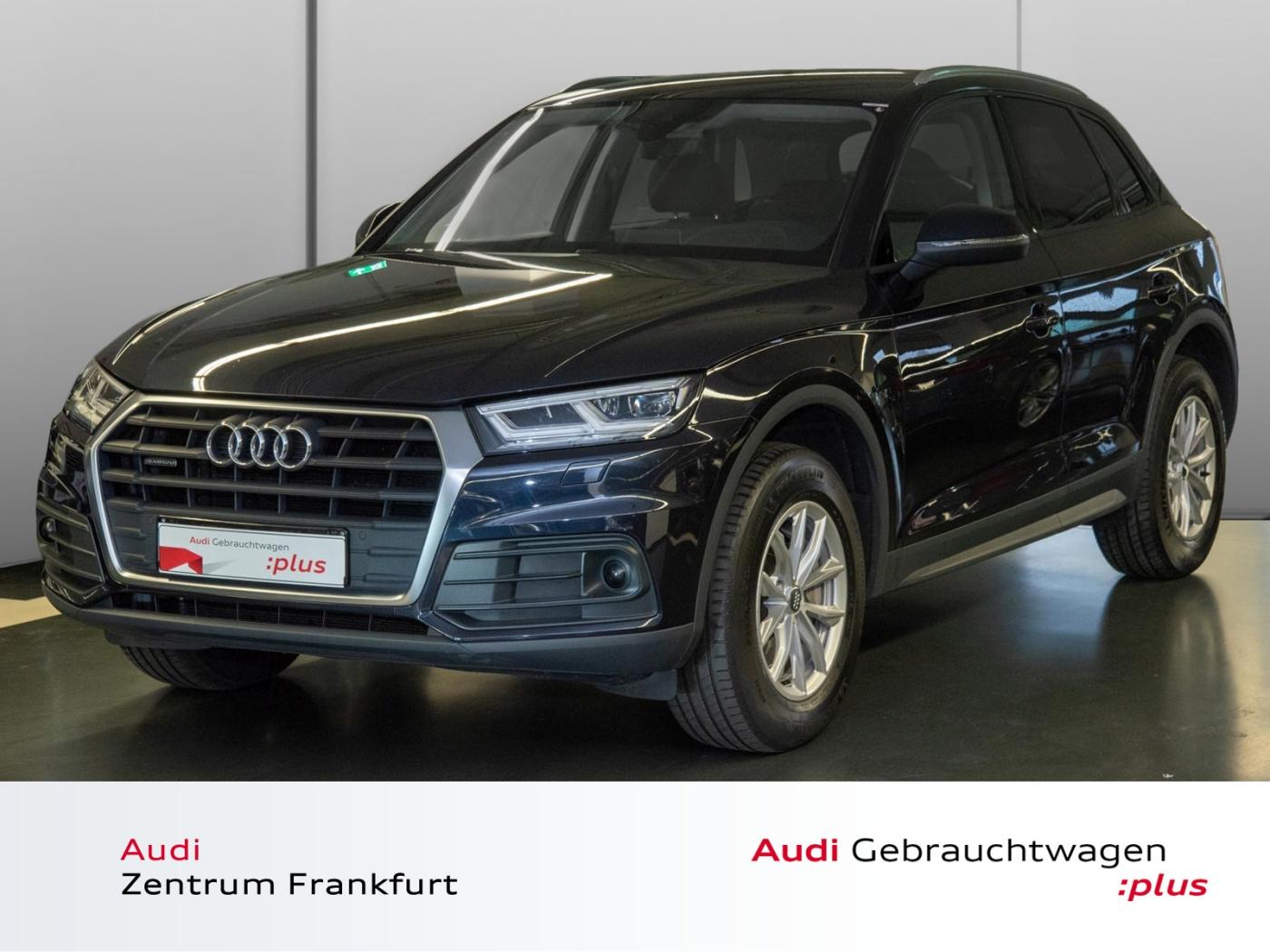 Audi Q5 2.0 TDI quattro S tronic Navi VirtualCockpit, Jahr 2017, Diesel