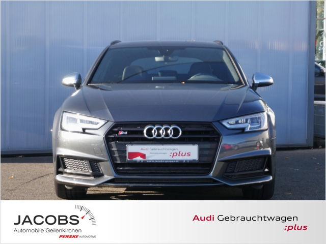 Audi S4 Avant 3.0 TFSI quattro Audi connect, Einparkhil, Jahr 2017, petrol