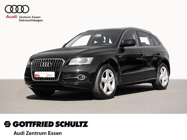 Audi Q5 2.0 TDI S-LINE LEDER NAV PANO SHZ PDC VO HI FSE MUFU, Jahr 2017, Diesel