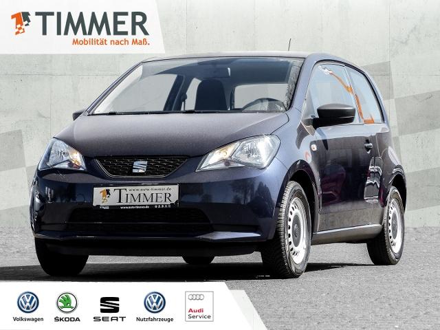 Seat Mii 1.0 *Online Kauf mögl.*Klima*Servo*LM-Felgen, Jahr 2014, Benzin