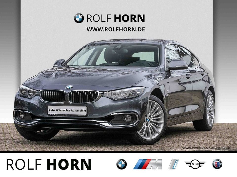 BMW 440i xDrive Gran Coupe Luxury Line LED Autom., Jahr 2017, Benzin