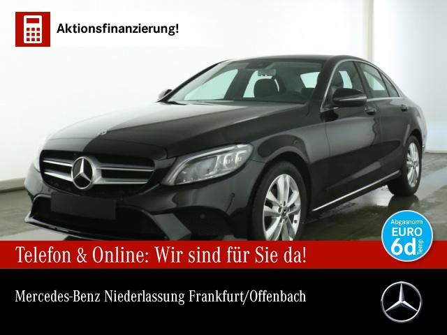 Mercedes-Benz C 180 Avantgarde Spurhalt-Ass SpurPak Totwinkel, Jahr 2019, Benzin