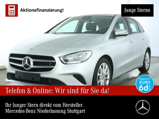 Mercedes-Benz B 180 Navi Premium Spurhalt-Ass PTS 7G-DCT Sitzh, Jahr 2019, Benzin