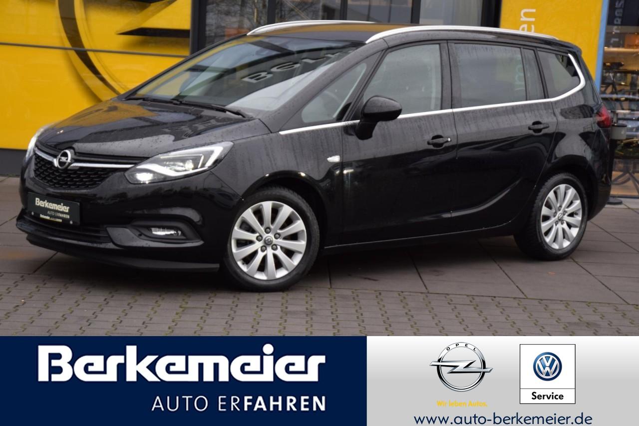 Opel Zafira Innovation Automatik/Navi/LED-Licht/Kamera, Jahr 2019, Benzin