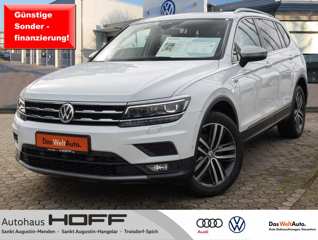 Volkswagen Tiguan Allspace TDI Comfort. DCC Dynau. Pano Hea, Jahr 2018, Diesel