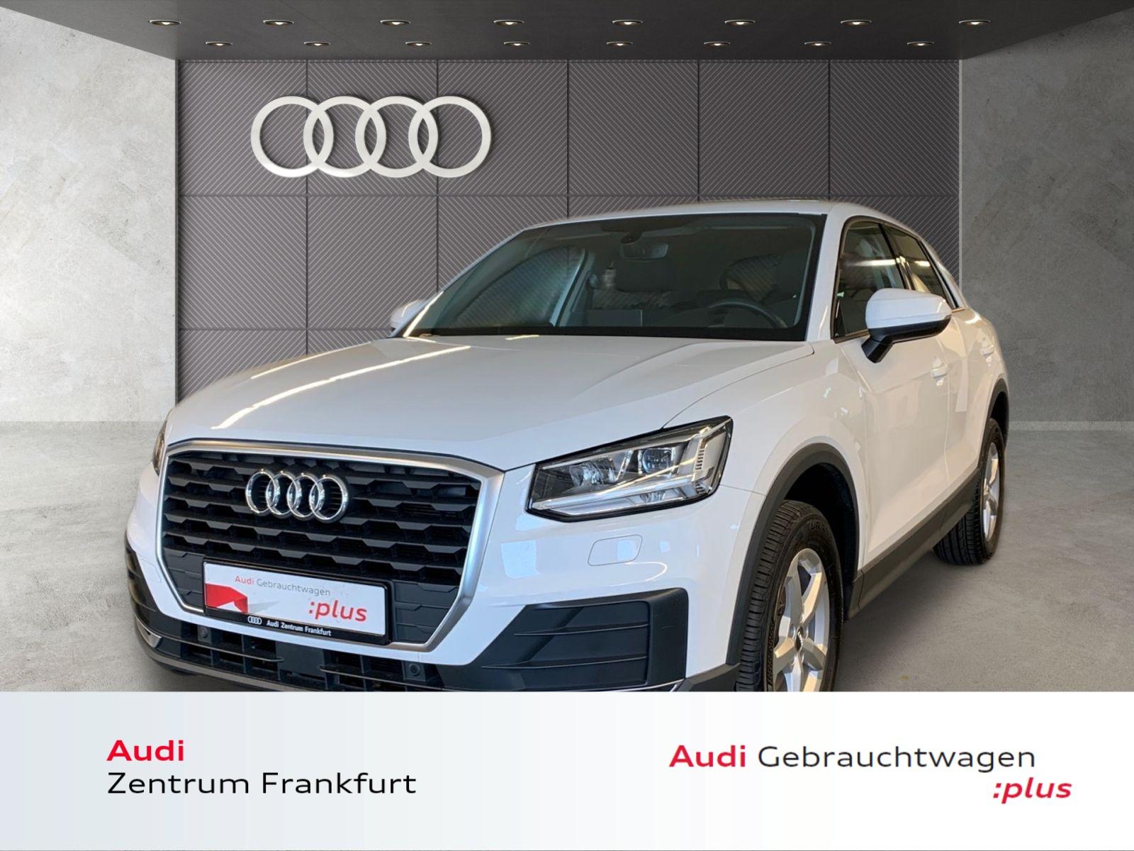 Audi Q2 30 TFSI LED Navi VC PDC Sitzheizung Klimaautomatik, Jahr 2019, Benzin