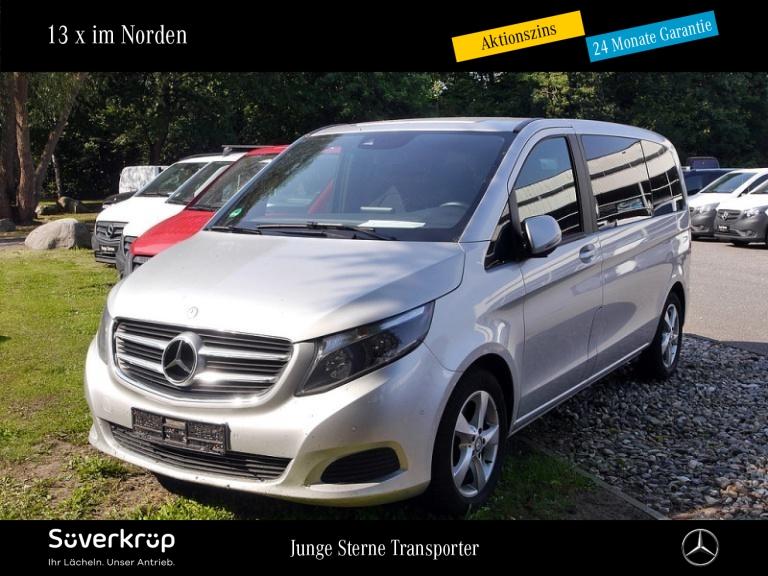 Mercedes-Benz V 220 d Edition/kompakt/Kamera/Navi/Klima/Tempom, Jahr 2016, Diesel