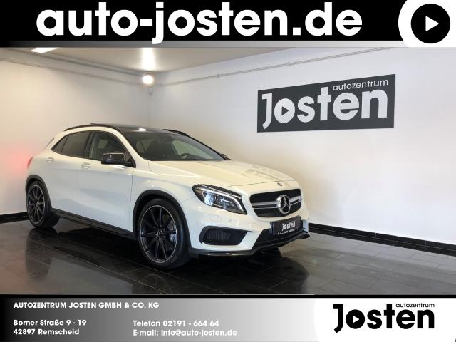 Mercedes-Benz GLA 45 AMG NightP. DriversP. PANO Dynamic-PlusP., Jahr 2017, Benzin