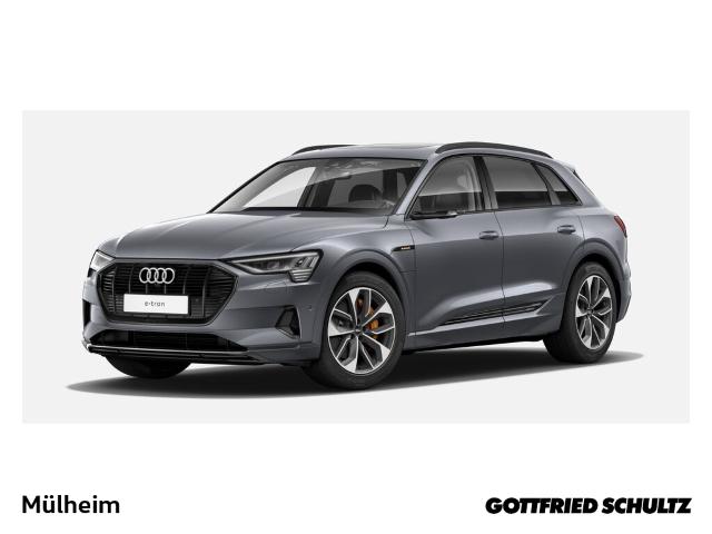 Audi e-tron 55 QUATTRO Matrix LED Panoramadach Außenspiegel sofort lieferbar, Jahr 2020, Elektro