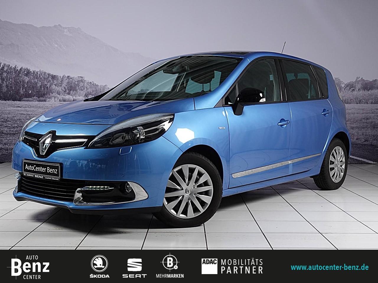 Renault Scenic III BOSE Edition *NAVI*SITZH*PANO*FSE*EFH, Jahr 2013, Benzin