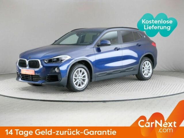 BMW X2 sDrive18i Aut. Advantage LED KAM DAB, Jahr 2019, Benzin