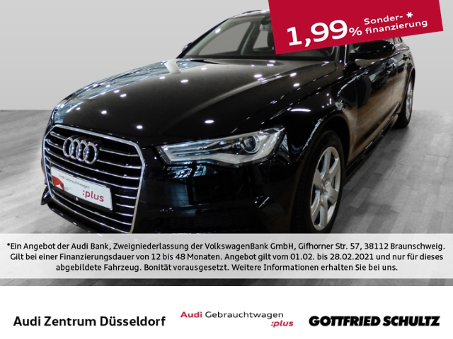 Audi A6 Avant 2.0 TDI ultra 140(190) kW(PS) S-tronic, Jahr 2017, Diesel