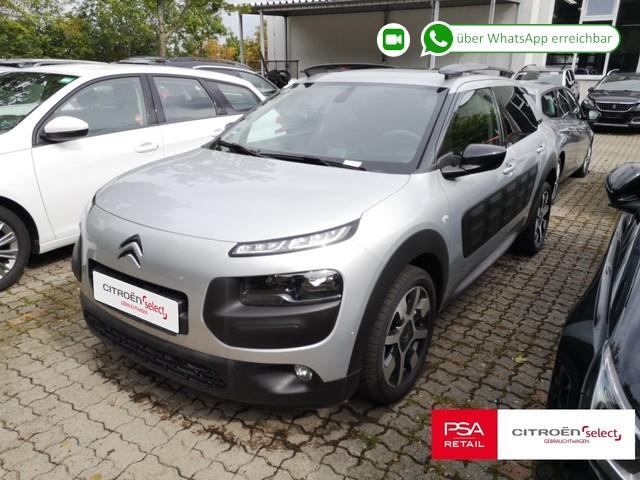 Citroën C4 Cactus BlueHDi 100 Stop&Start Feel/ Klima/ Glasdach/ DAB, Jahr 2016, Diesel