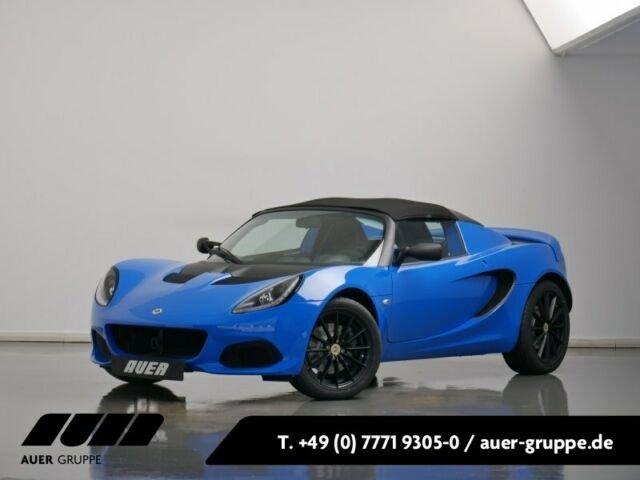 Lotus Elise Sport 220 Roadster (Leder), Jahr 2020, Benzin