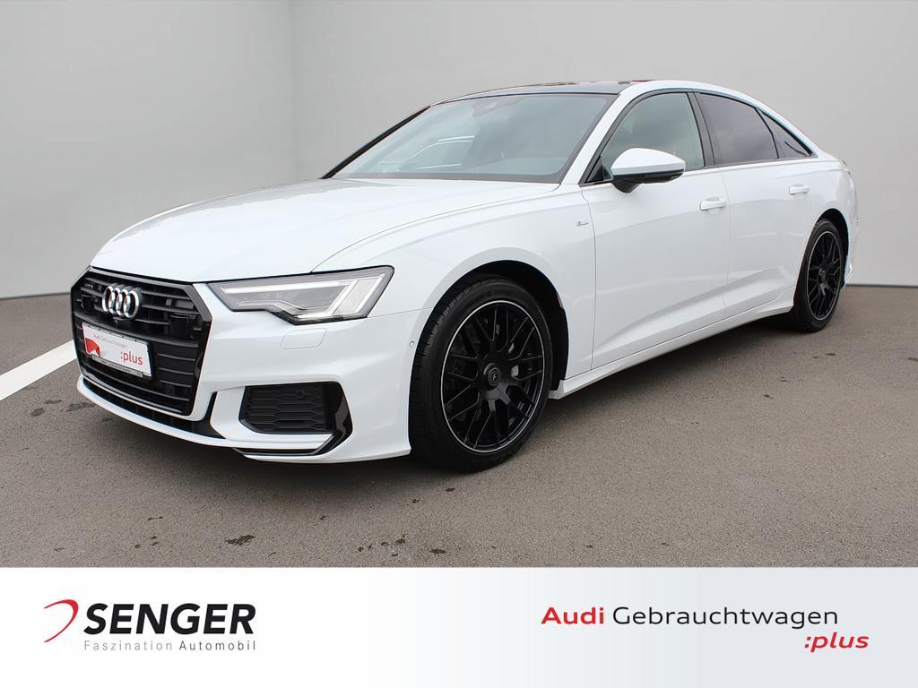 Audi A6 Limousine 50 3.0 TDI quattro, Jahr 2019, Diesel