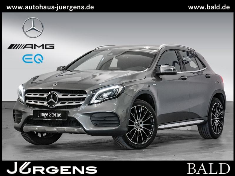 Mercedes-Benz GLA 250 4M AMG-Sport/Navi/LED/Kamera/L&S/SHZ/19', Jahr 2017, Benzin