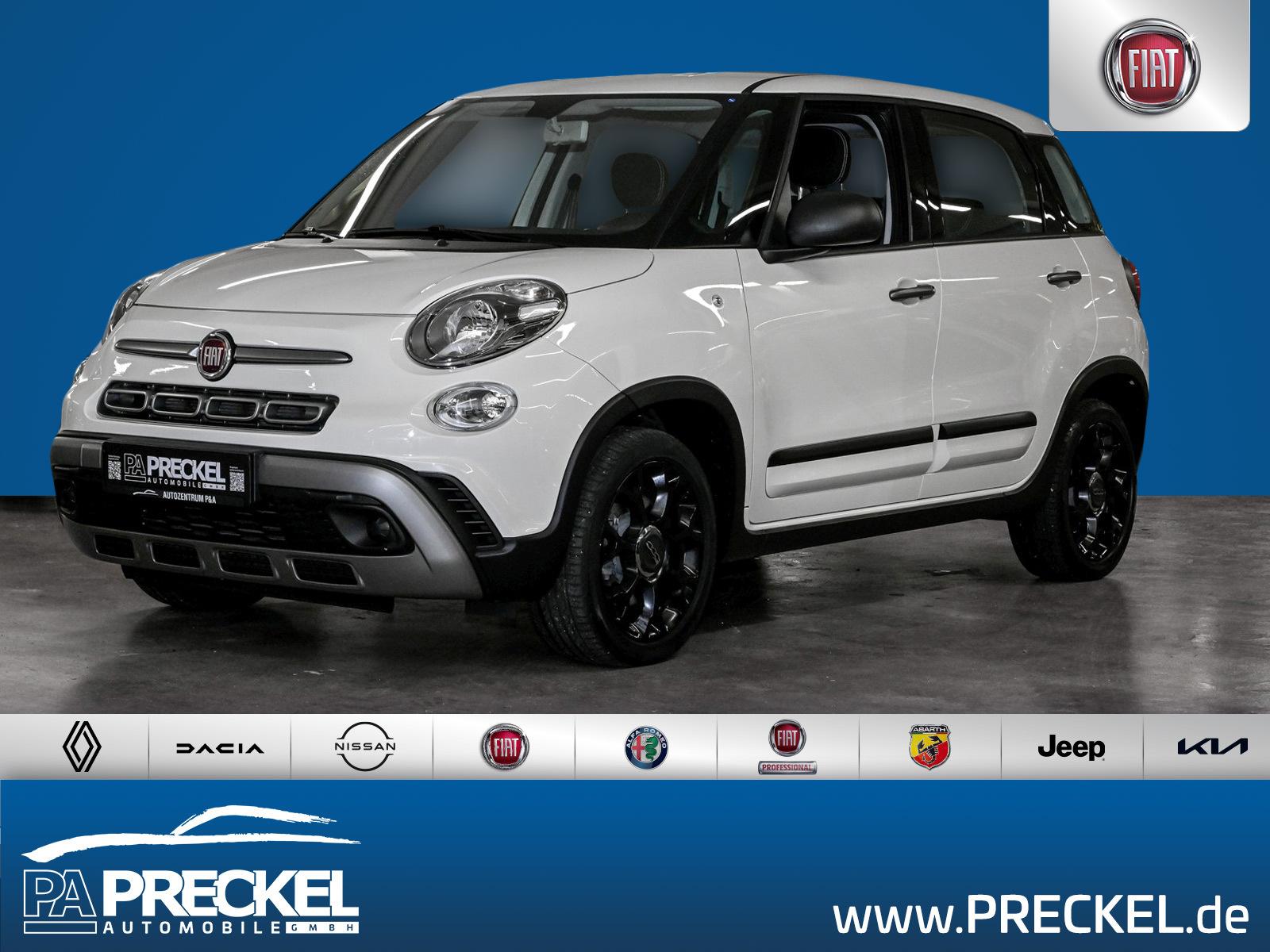 Fiat 500L T-Jet City Cross 1.4 16V /Klima /LM-Felgen, Jahr 2017, Benzin