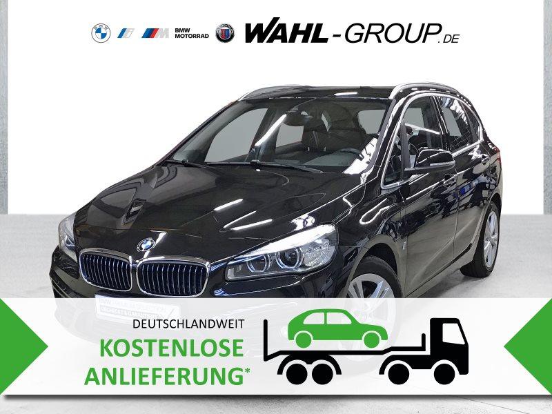 BMW 225 Active Tourer 225xe iPerformance Advantage LED, Jahr 2017, Hybrid