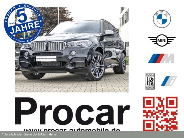BMW X5 M50d M Sportpaket Navi Prof., Jahr 2016, Diesel