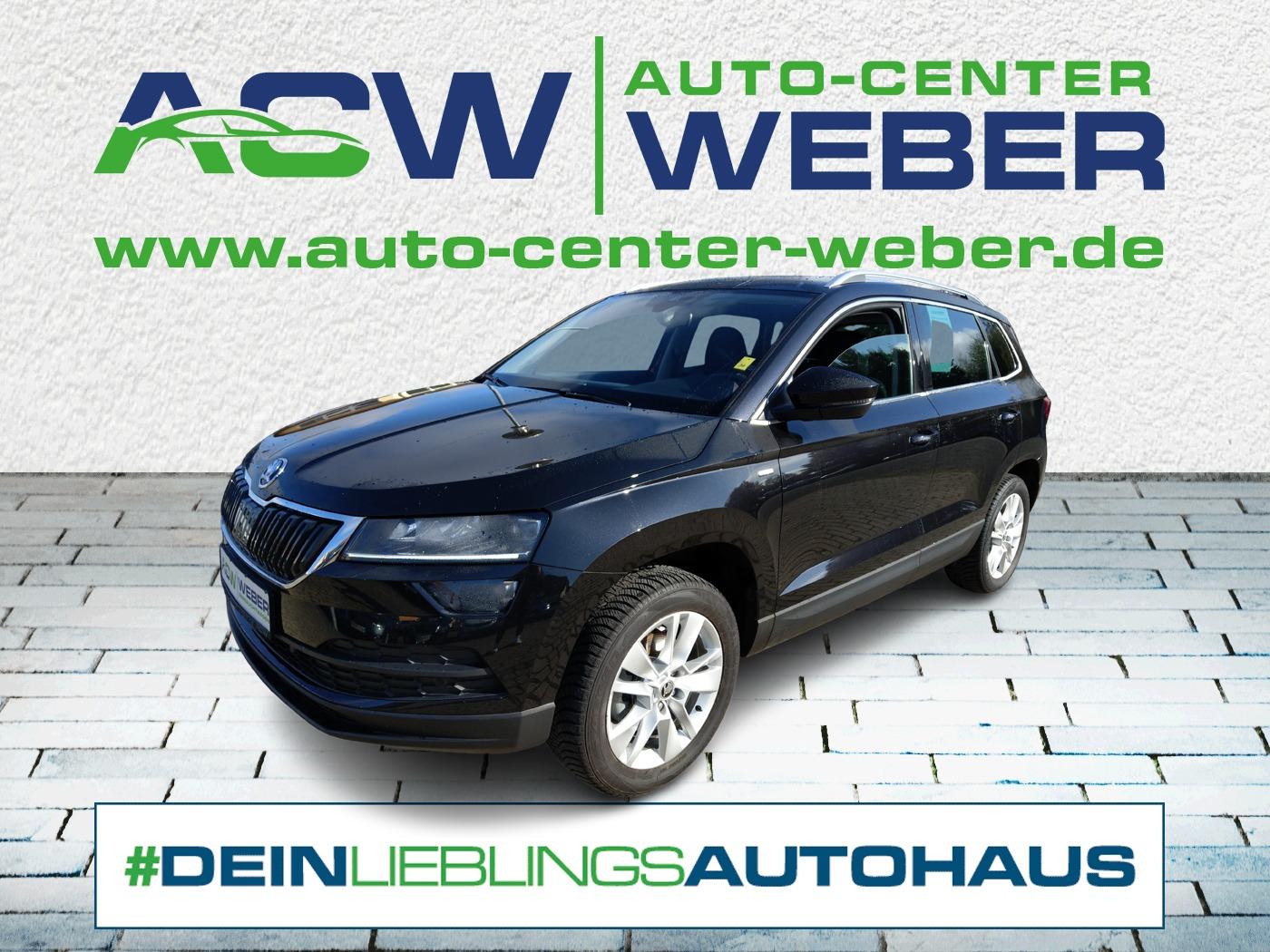 Skoda Karoq 1.5 TSI Drive 125 BEST OF DSG & Servicepak, Jahr 2021, Benzin