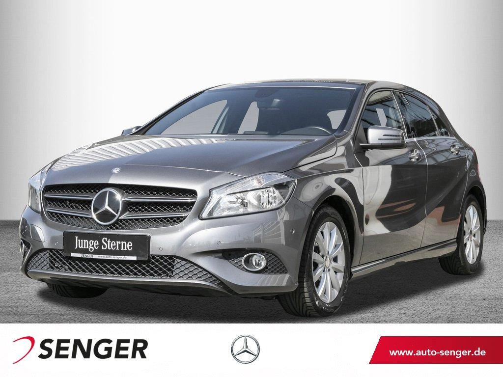 Mercedes-Benz A 200 **Style**Parktronic*Navi*Sitzheizung*Klima, Jahr 2014, Benzin
