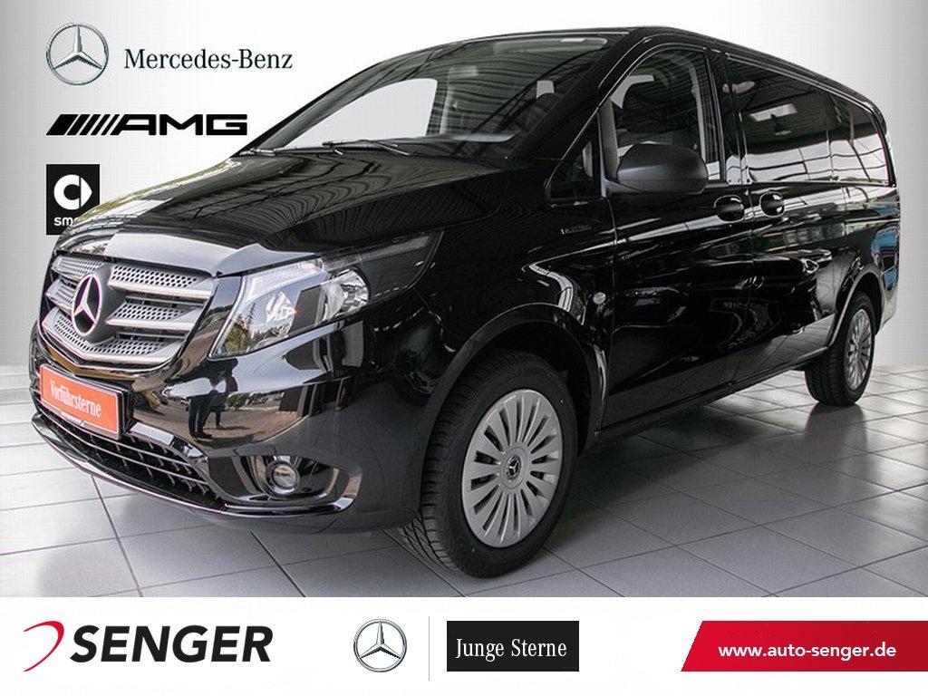 Mercedes-Benz eVito 111 Kasten lang 2xSchiebetür Navi Kamera, Jahr 2019, Elektro