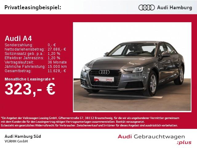 Audi A4 35 TDI S tronic/NAVI+/APS+/SOUND/FIS, Jahr 2019, Diesel