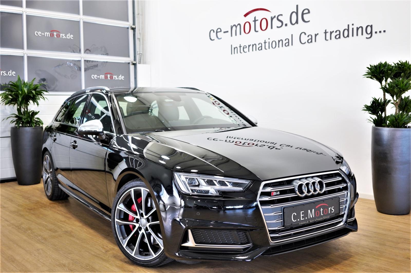 """Audi S4 Avant 3.0TFSI quattro Matrix*B&O*MMI Plus*19"""", Jahr 2016, petrol"""