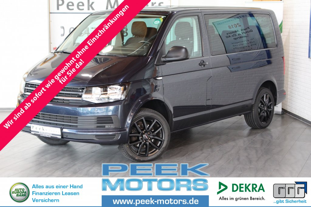 Volkswagen T6 Multivan 2.0 TDI Navi Sihzg Edition30 Optik Climatronic 2 Kindersitze 18Zoll, Jahr 2017, Diesel