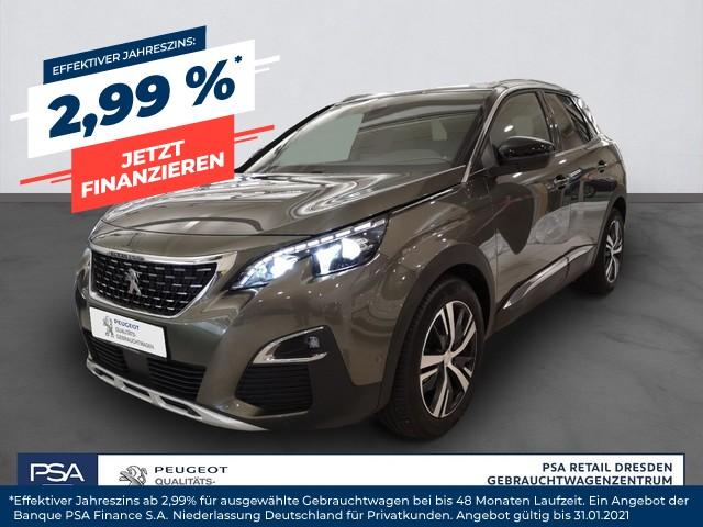 Peugeot 3008 BlueHDi 150 Stop & Start Allure/ Navi/ Kamera/ Keyless, Jahr 2017, Diesel