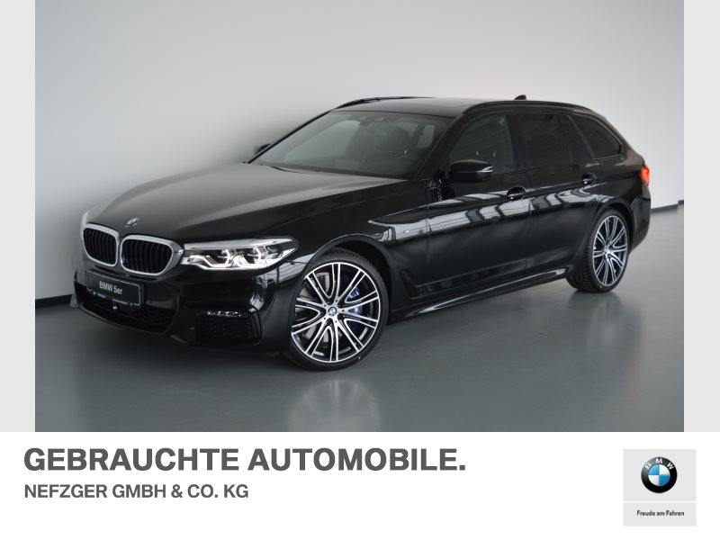 bmw 540i xdrive touring m sportpaket head-up dab, jahr 2020, benzin