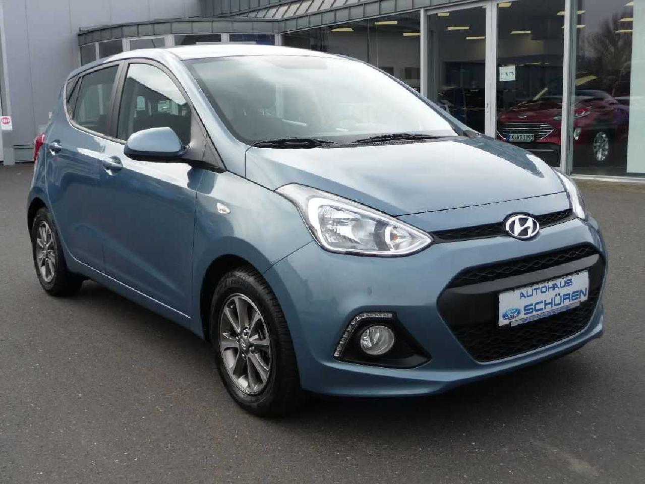 Hyundai i10 FIFA World Cup Edition, Jahr 2015, Benzin