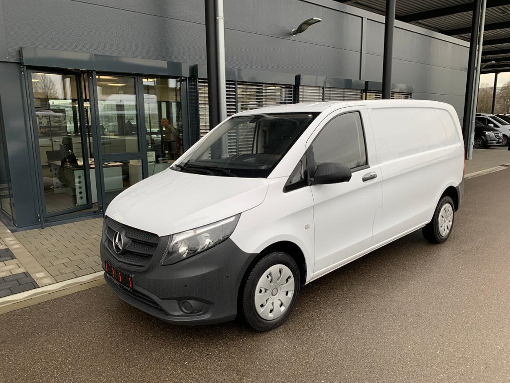 Mercedes-Benz Vito 109 CDI Kasten Kamera,Tempomat,Parktronik, Jahr 2017, Diesel