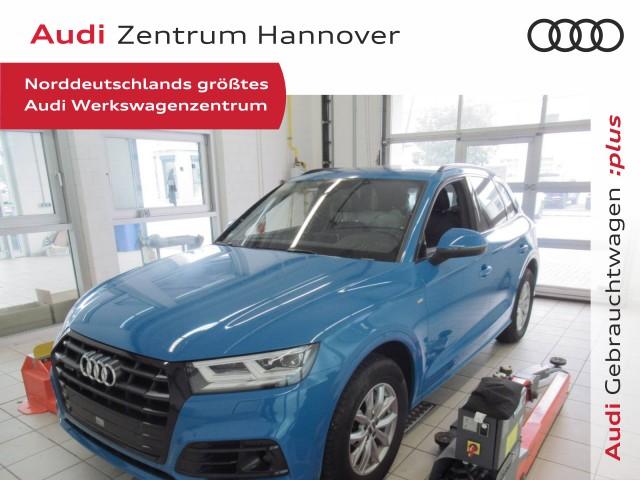 Audi Q5 40 TDI qu. Sport, S-line Sel., Pano, AHK, virtual, 20 Zoll, Jahr 2020, Diesel