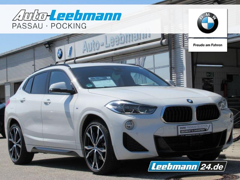 BMW X2 sDrive18i M-Sport NAVI/LED 2 JAHRE GARANTIE, Jahr 2018, Benzin