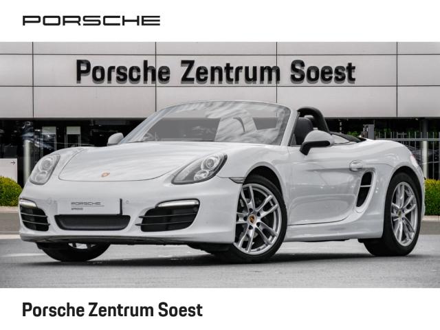 Porsche Boxster SAUGER/6 Zylinder/19''/Garantie 09.21, Jahr 2015, Benzin