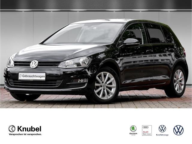 Volkswagen Golf VII Lounge 2.0 TDI Klima Sitzh. MFL GRA Tel, Jahr 2015, Diesel