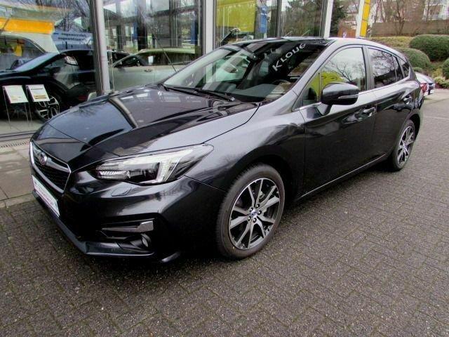 Subaru Impreza 2.0 Exclusive Automatik Eye Sigh, Jahr 2019, petrol