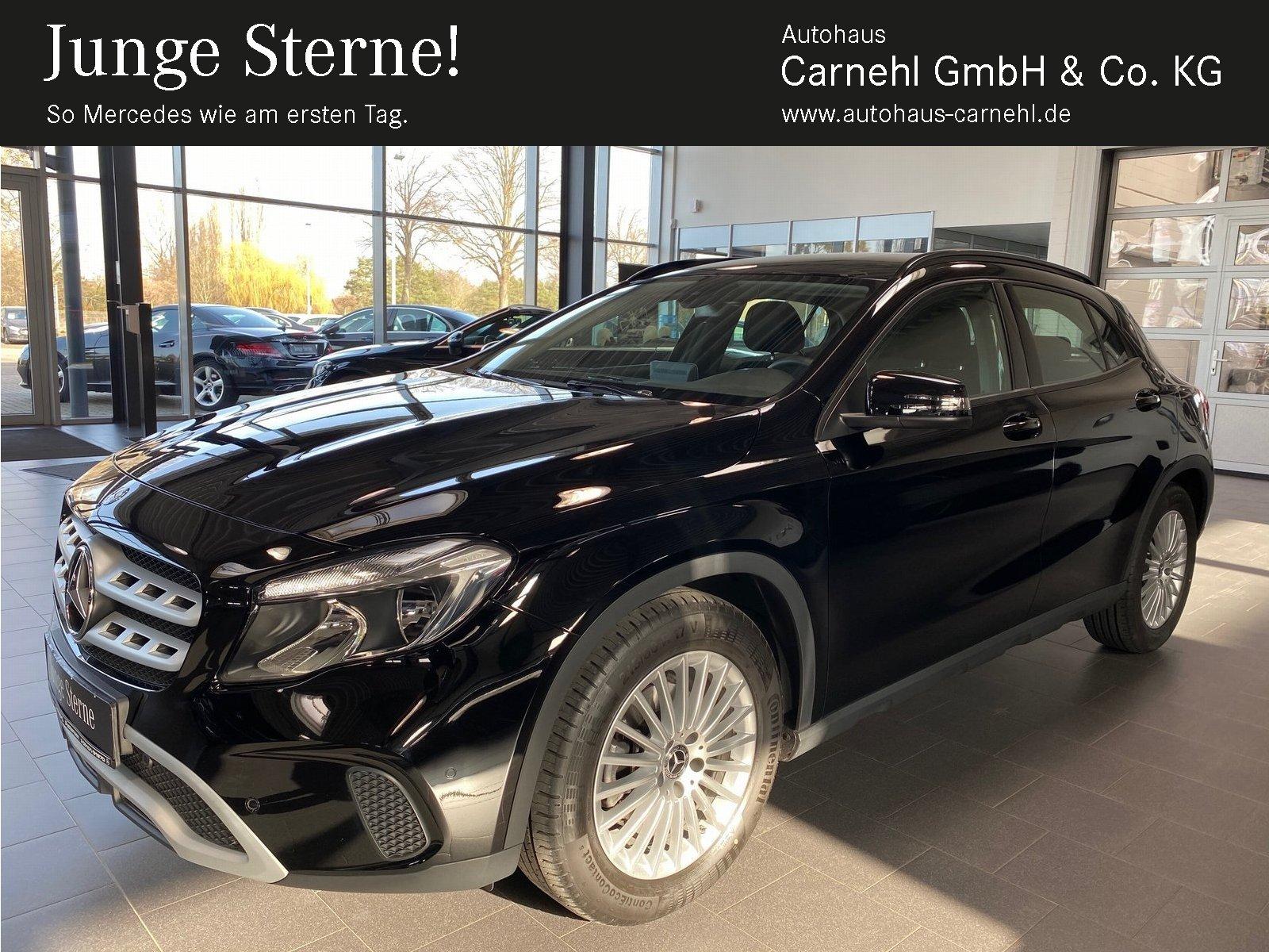 Mercedes-Benz GLA 180 Business+Navi+Tempom+SiHzg+PTS+Rükamera, Jahr 2019, Benzin