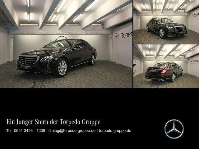 Mercedes-Benz E 350 d EXCLUSIVE NAVI+COMAND+LED+AHK+KAMERA+PTS, Jahr 2016, Diesel